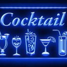Cocktail Drink Bar Restaurant Pub LED Light Sign