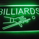 Billiards Logo Beer Bar Pub Store Light Sign Neon