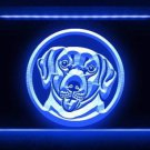Labrador Retriever Dog Pet Shop LED Light Sign Bar Beer Pub Store
