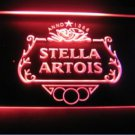Stella Artois Logo Beer Bar Pub Store Light Sign Neon