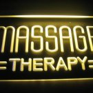 Massage Therapy Logo Beer Bar Pub Light Sign Neon