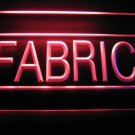 Fabric Logo Beer Bar Pub Store Light Sign Neon