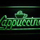 Cappuccino Logo Beer Bar Pub Store Light Sign Neon