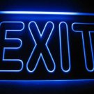 Exit Logo Beer Bar Pub Store Light Sign Neon