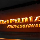 Marantz Professional Audio Theater bar Beer pub club 3d signs LED Neon Sign man cave
