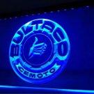 Bultaco Motorcycle car bar Beer pub club 3d signs LED Neon Sign man cave