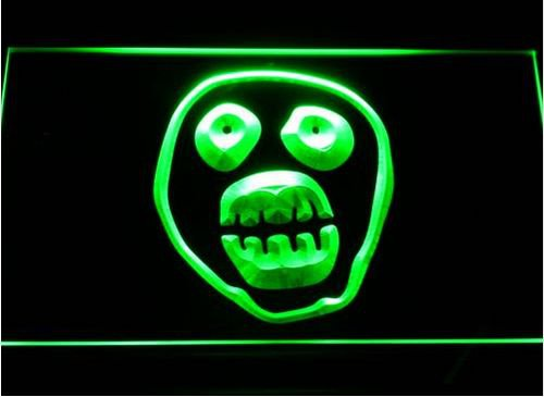 Mighty Boosh Logo bar Beer pub club 3d signs LED Neon Sign man cave
