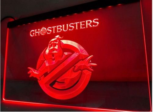Ghostbusters bar Beer pub club 3d signs LED Neon Sign man cave