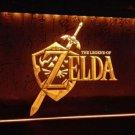 Legend of Zelda Video Game bar Beer pub club 3d signs LED Neon Sign man cave
