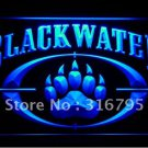 Blackwater Military bar beer pub club 3d signs LED Neon Sign man cave