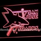 Sharks bar beer pub club 3d signs LED Neon Sign man cave