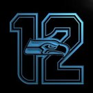 Seattle Seahawks bar beer pub club 3d signs LED Neon Sign man cave