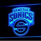 seattle sonics bar beer pub club 3d signs LED Neon Sign man cave