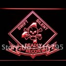 4th Recon Battalion Marine USMC bar beer pub club 3d signs LED Neon Sign man cave