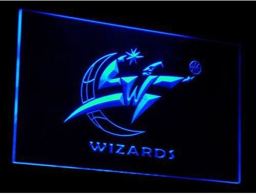Wizards bar beer pub club 3d signs LED Neon Sign man cave