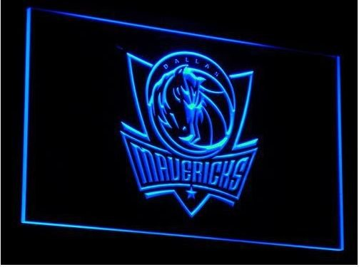 Mavericks bar beer pub club 3d signs LED Neon Sign man cave