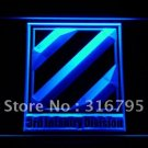3rd Third Infantry Division Army bar beer pub club 3d signs LED Neon Sign man cave