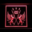 San d' Oria FINAL FANTASY XI 11 Logo Beer Bar Pub Light Sign Neon