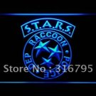 Biohazard Stars RPD Resident Evil Logo Beer Bar Pub Light Sign Neon