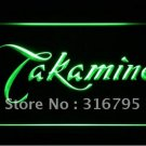 Takamine Guitar Logo Beer Bar Pub Light Sign Neon