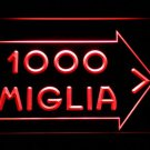 Mille Miglia Racing logo Beer Bar Pub Light Sign Neon