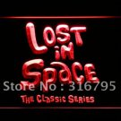 Lost in Space logo Beer Bar Pub Light Sign Neon