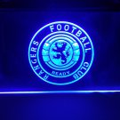 fby-07 Glasgow Rangers logo Football ClubLED Neon Light Sign