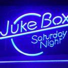 Juke Box Saturday Logo Beer Bar Light Sign Neon
