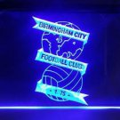 BIRMINGHAM CITY FOOTBALL CLUB 1875 bar beer pub club 3d signs LED Neon Sign man cave