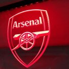 Arsenal Soccer bar beer pub club 3d signs LED Neon Sign man cave