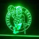 Boston Basketball bar beer pub club 3d signs LED Neon Sign man cave