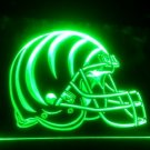 Cincinnati Bengals Helmet bar beer pub club 3d signs LED Neon Sign man cave