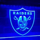 Oakland Raiders Football bar beer pub club 3d signs LED Neon Sign man cave