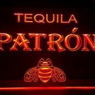 Tequila Patron Logo Beer Bar Pub Store Light Sign Neon
