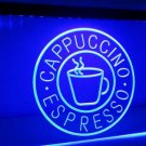 Cappuccino Espresso Logo Beer Bar Light Sign Neon