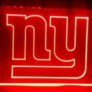 B-175 NY New York LOGO Bar LED Neon Light Sign