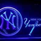 b-235 Yankees logo beer Bar Club 3d signs LED Neon Light Sign