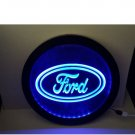 tr02 ford car RGB led MultiColor wireless control beer bar pub club neon light sign