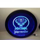 b-10 Jagermeister Deer head RGB led MultiColor wireless control beer bar pub club neon light sign