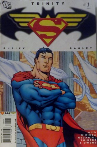 Trinity (2008 DC) #1