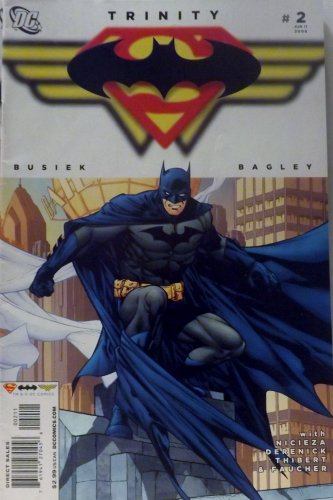 Trinity (2008 DC) #2