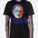 Black Men Tshirt Bernie Sanders for President Black Tshirt For Men