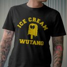 Wu Tang Clan C.R.E.A.M Wutang Cash Rules Everything Around Black Tshirt For Men