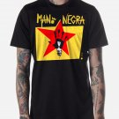Black Men Tshirt Chao Negra logo Black Tshirt For Men
