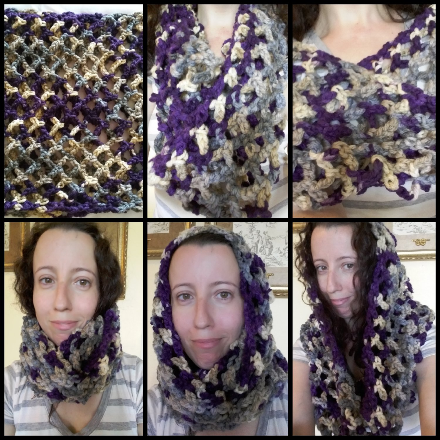 The Many Looks Cowl