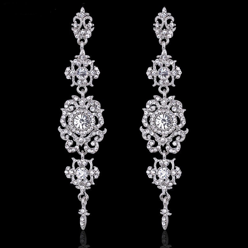 Earrings �A Touch of the Sun�