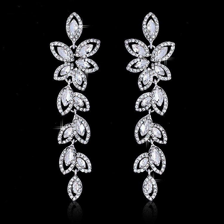 "Earrings ""Noble Event"""