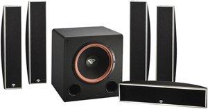 CERWIN-VEGA CVHD-5.1 CVHD Series 6-Speaker Home Theater System