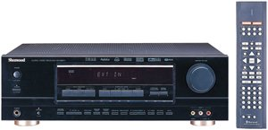 SHERWOOD RD-8601 6.1-CHANNEL DOLBY
