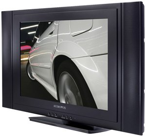 "AUDIOVOX FPE1507 15"" FLAT PANEL LCD TV"